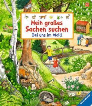 07 Sachen suchen - im Wald_Papp