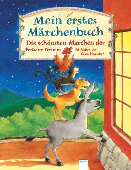 23 Märchen Grimm_Vorlese